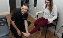 podiatry kinetesis spine and joint clinic