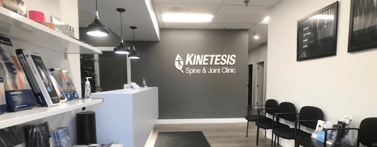 kinetesis spine- and joint clinic our practice